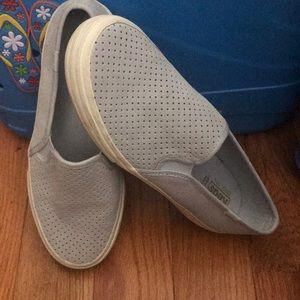 Keds Dream Foam Slip On Size 6 Sneakers Suede